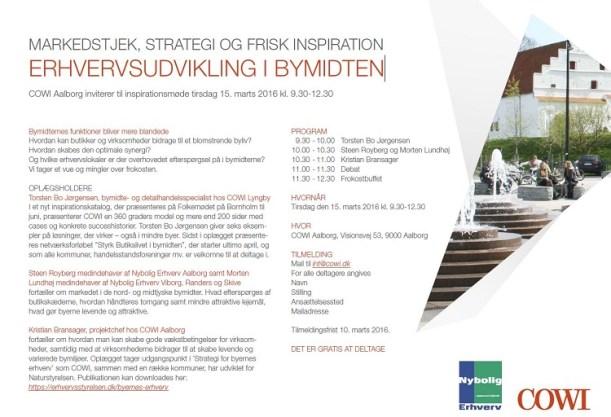 Invitation_Erhvervsudvikling i bymidten (Aalborg)
