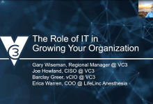 Photo of The Role of IT Leadership in Growing Your Organization with VC3