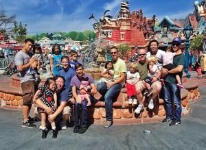 LA Dads Group Disney Meetuo