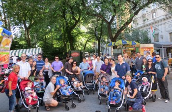 NYC Dads Group in Central Park