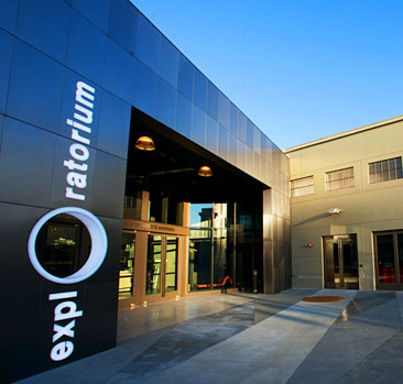 The Exploratorium in San Francisco