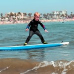 Surfing Los Angeles for Special SoCal Family Fun