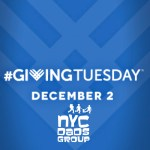 Chicago, Philly, NYC Dads Groups to Help Others on #GivingTuesday