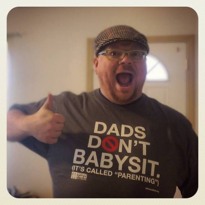 lies about dads don't babysit