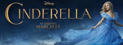 Disney Cinderella 2015 Lily James