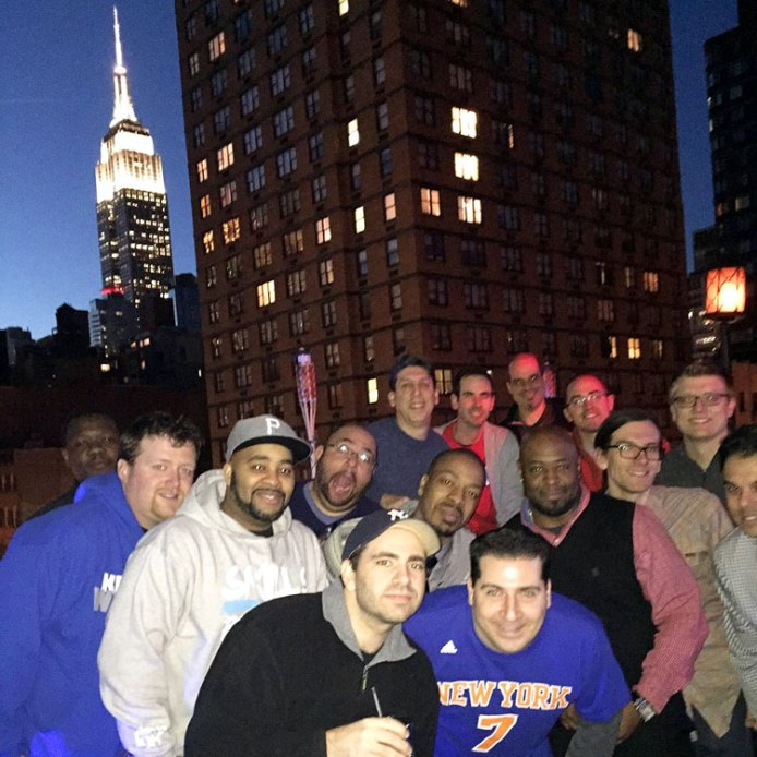 nyc dads dove march madness empire