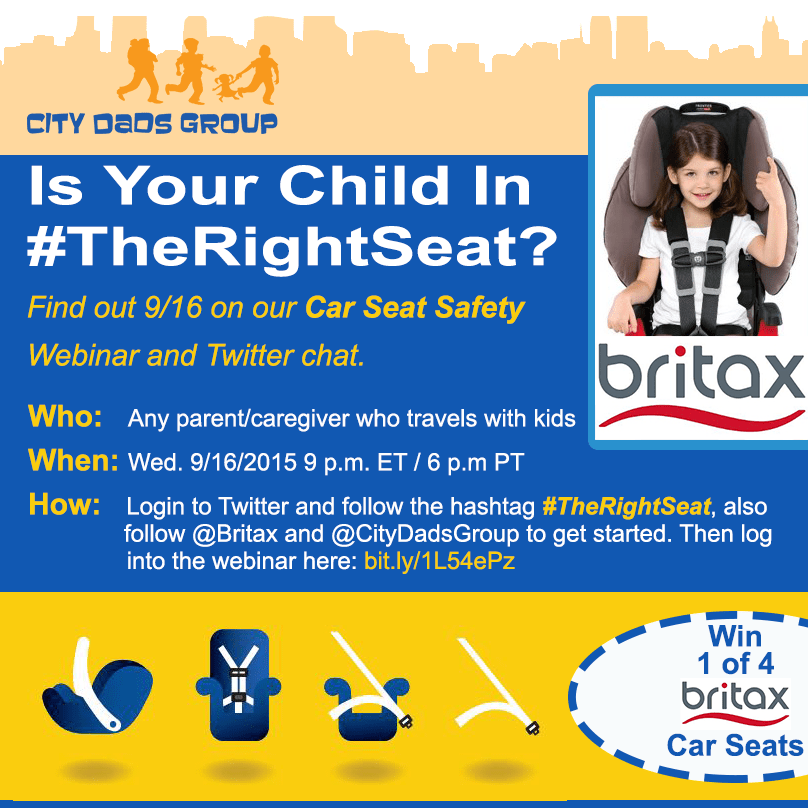 britax #therightseat webinar Sept 16 2015