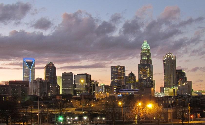 Charlotte_dads group city Skyline