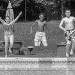 Kids: Don't Poop in the Pool