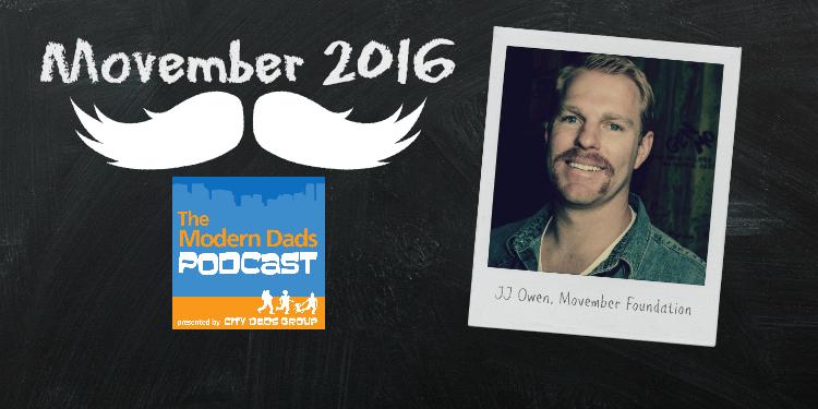 movember foundation podcast 2016