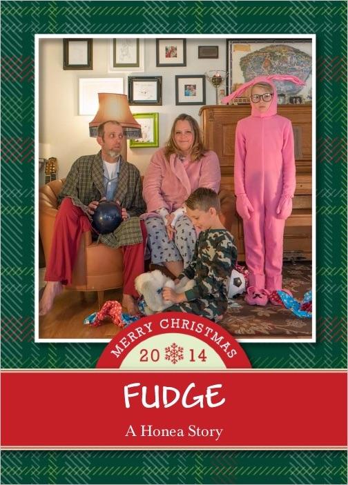 Whit Honea Family Christmas card