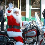 Santa: He Sees You When You're Speeding …