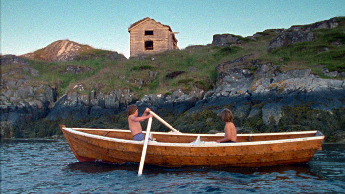 brothers in rowboat sundance now documentary Norwegian Aslaug Holm