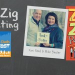 Couple's Gender Role Reversal Creates 'ZagZig Parenting' Book
