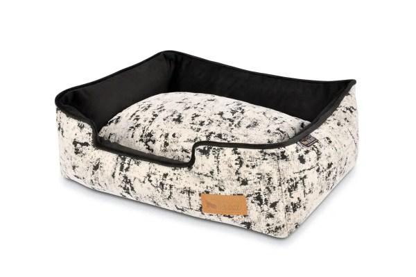 Celestial Lounge Bed Black