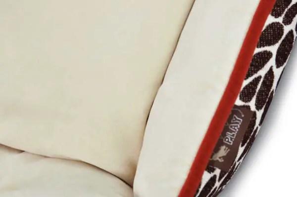 Kalahari Lounge Bed Brown