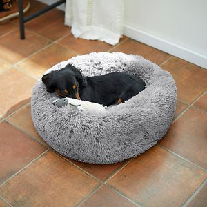 frisco cat and dog bolster bed