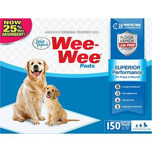 Absorbent and Unscented Dog Pee Pads