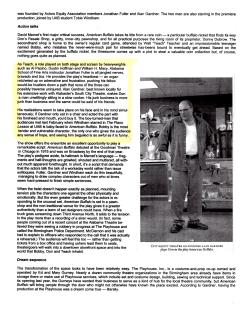 """Birmingham Weekly cover story, """"Sweat Equity,"""" by Glenny Brock, May 25 2006 (2 of 3)"""