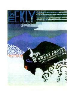 """Birmingham Weekly cover story, """"Sweat Equity,"""" by Glenny Brock, May 25 2006"""
