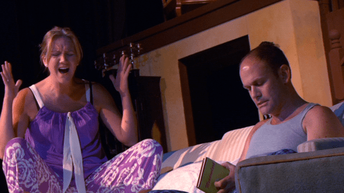 Carolyn Messina (Barbara), John McGinnis (Bill)