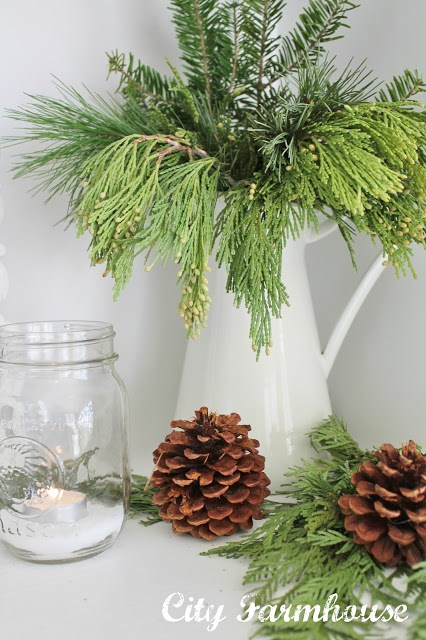 Inexpensive Christmas Decor