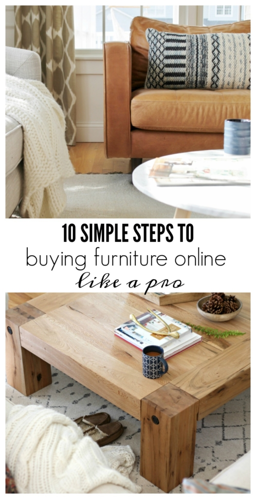 Buy Furniture Online Like A Pro With These 10 Simple Steps