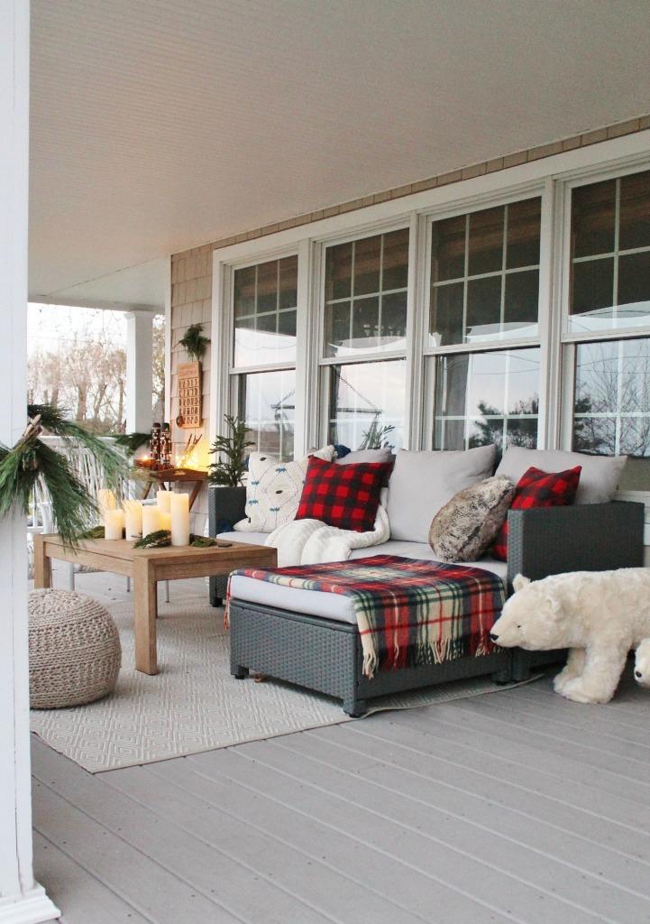 Timer Front Porch Light