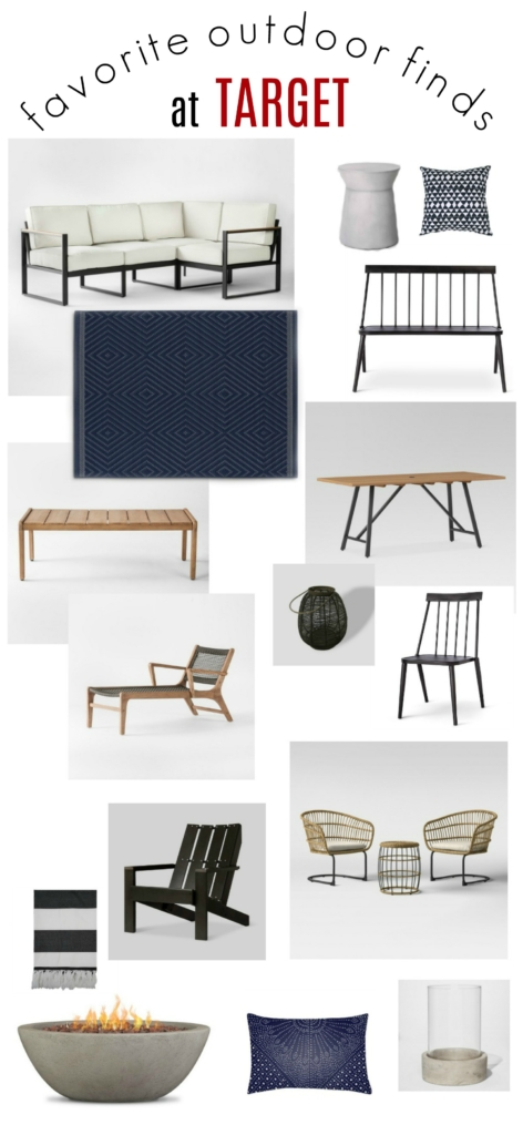 favorite outdoor finds at target the