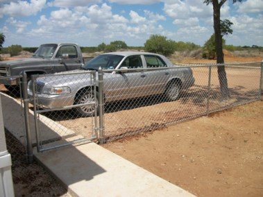 4' x 11 1/2 Ga. and Gate Fencing