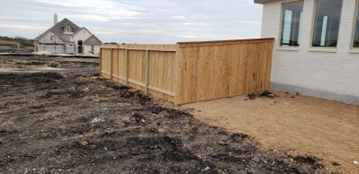 1x4x6' Privacy Fencing