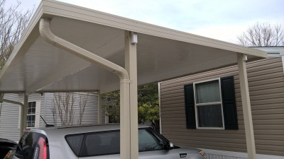 Aluminum Car Port