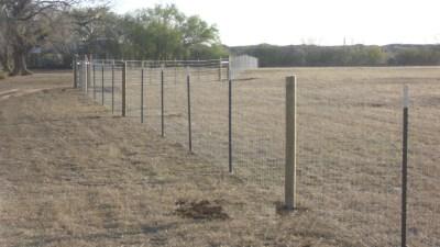Field Fencing
