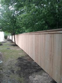 1x6x6' Cedar Fencing