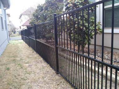 Ornamental Iron Fencing