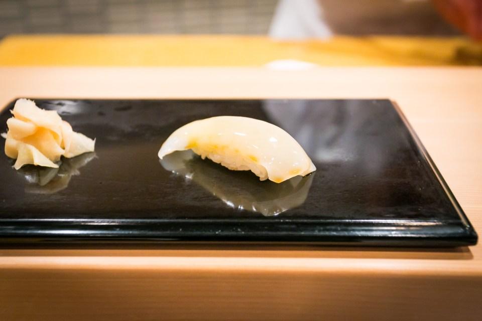 Sumi-Ika (Squid)