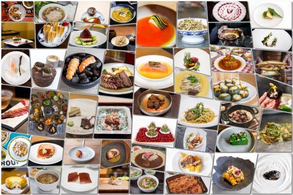 50 Best Dishes of 2017