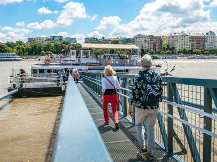 Újraindulnak a BKK hajójáratai a Dunán