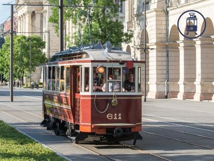 Nosztalgia- és retrójáratok szeptemberben – Budapesti Közlekedési KözpontBudapesti Közlekedési Központ