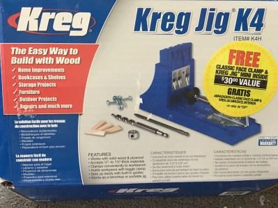 Using a Kreg Jig