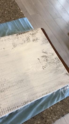 Chippy Paint