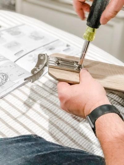 Hunter Ceiling Fan Installation Process