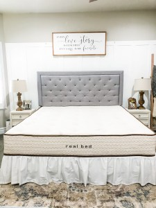 Real Bed King Size Mattress delivered to your home