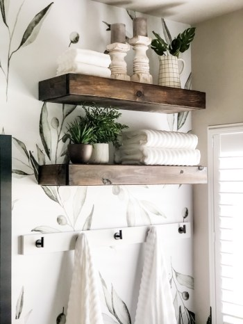 Floating Shelf Ideas for the Home