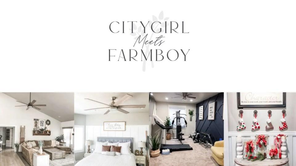 Citygirlmeetsfarmboy Blog