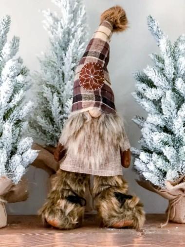 Rustic Christmas Gnome
