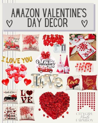 Valentines Day Home Decor