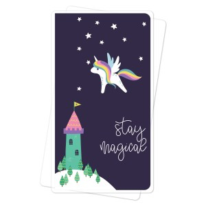 Stay Magical disc bound cover