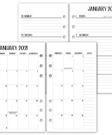 Personal Complete 2021 Horizontal with Black Tabs
