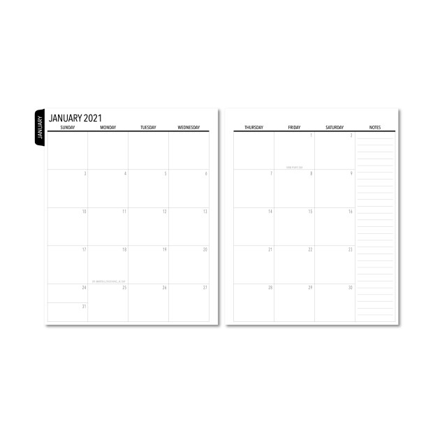 Monthly Planners
